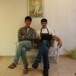 Junpei ed Umberto